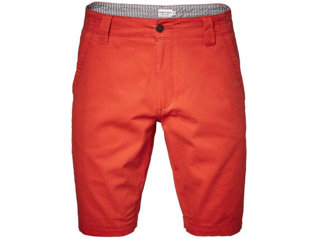 North Bend Epic Bermuda Shorts Herren rot